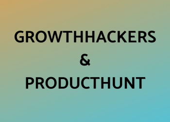What about GrowthHackers and Product Hunt?