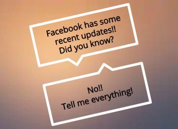 Recent Updates for Facebook – did you know?